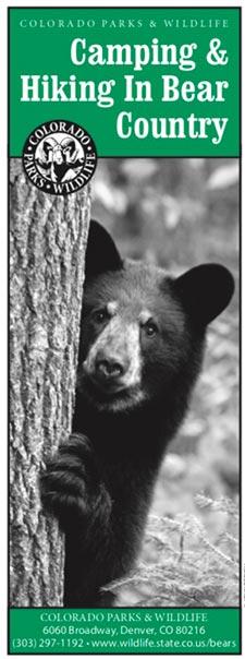 Bear Country Brochure