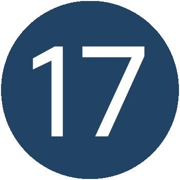 17 - nombre des médecins