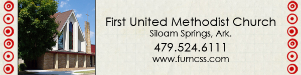 First United Methodist Church - Siloam Springs