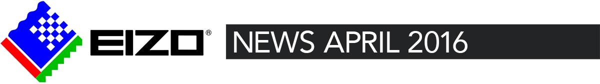 EIZO News April 2016