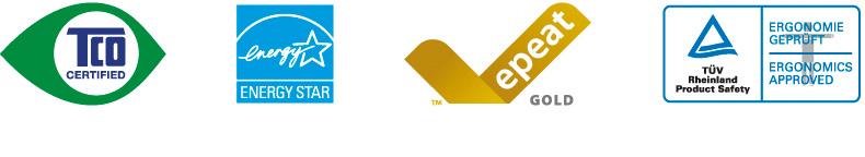 Zertifizierungen von EIZO