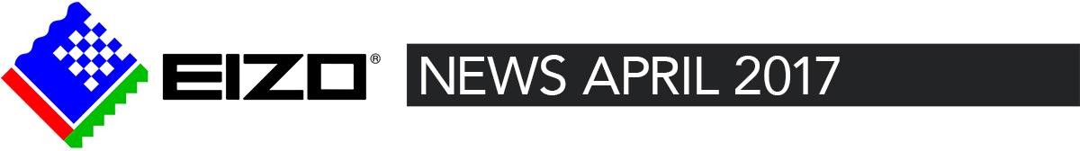 EIZO News April 2017