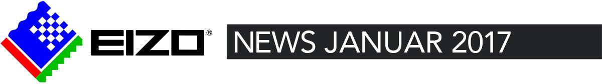 EIZO News Januar 2017