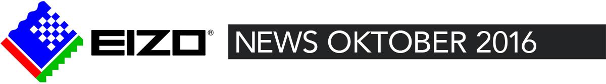 EIZO News Oktober 2016