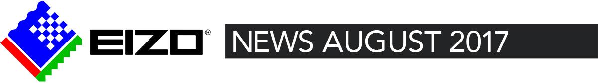 EIZO News August 2017