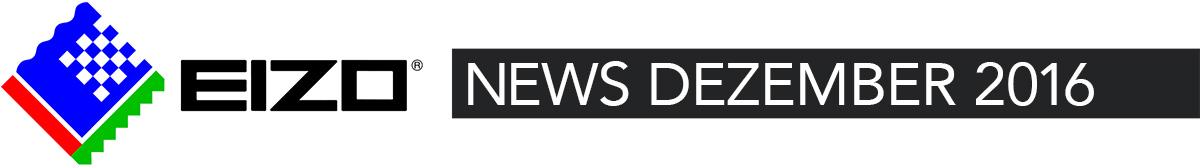 EIZO News Dezember 2016