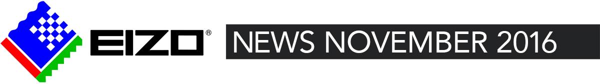 EIZO News November 2016
