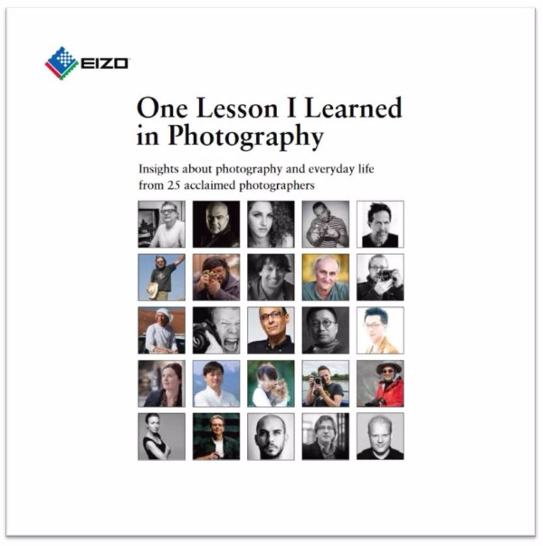 EIZO eBook - One Lesson I Learned in Photography