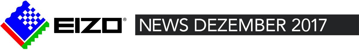 EIZO News Dezember 2017