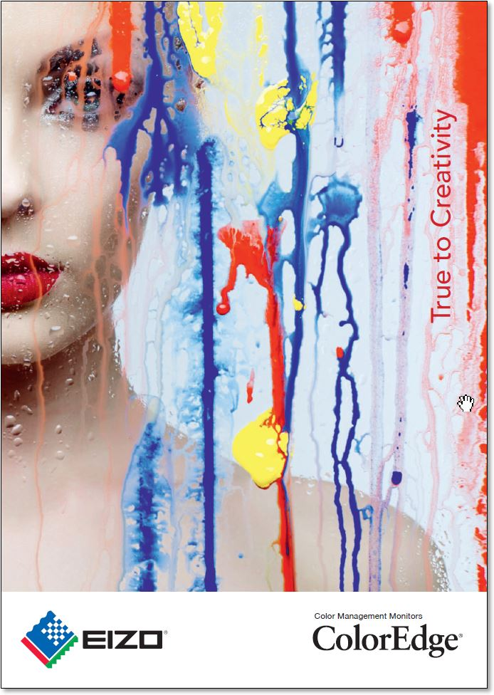 ColorEdge Broschüre