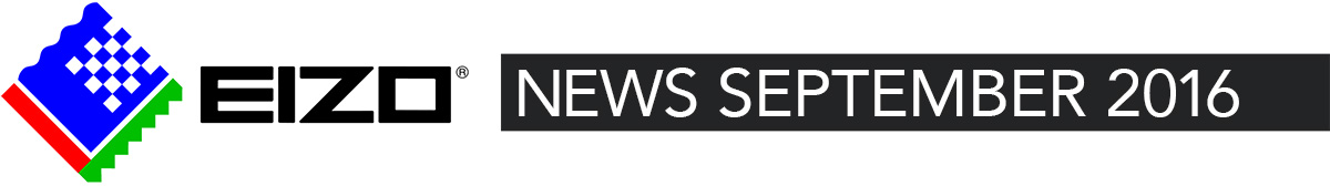 EIZO News September 2016