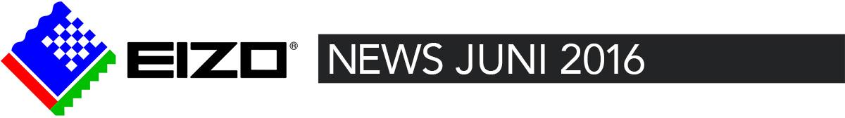 EIZO News Juni 2016