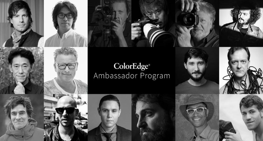 ColorEdge Ambassador Program