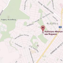 Χάρτης στο Google maps