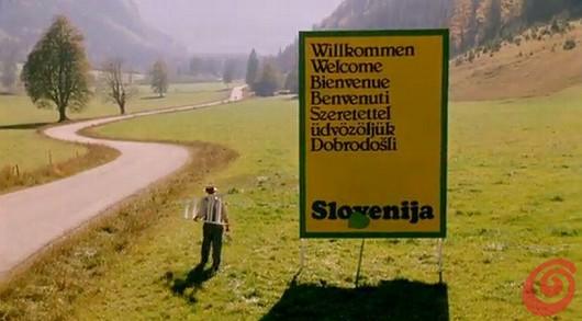 "Commercial ""Gostje prihajajo"" (""Guests are coming""), 1986"