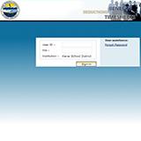 Employee webpay portal