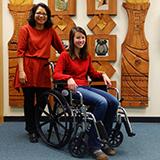 Wheelchair Gift