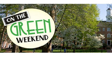 On the Green Weekend
