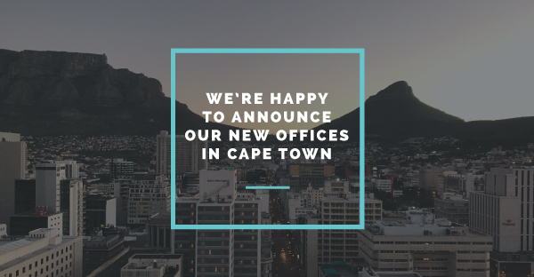 New Offices in Cape Town
