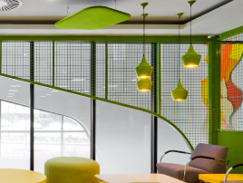 Combining Natural Daylight, Artificial Lighting In Office Fit-Outs