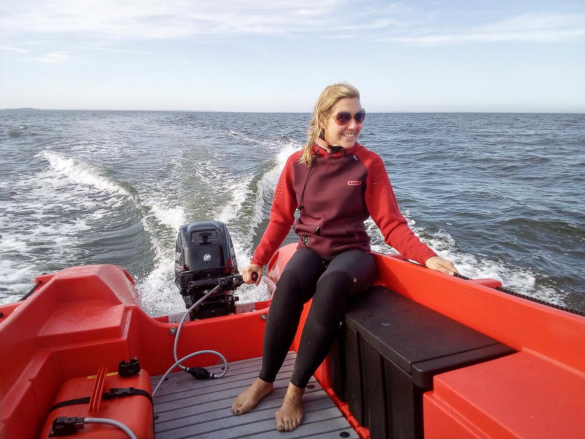 Sicherheit auf dem Wasser 17