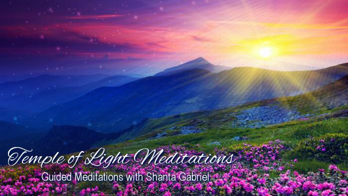 Temple of Light Meditation Series