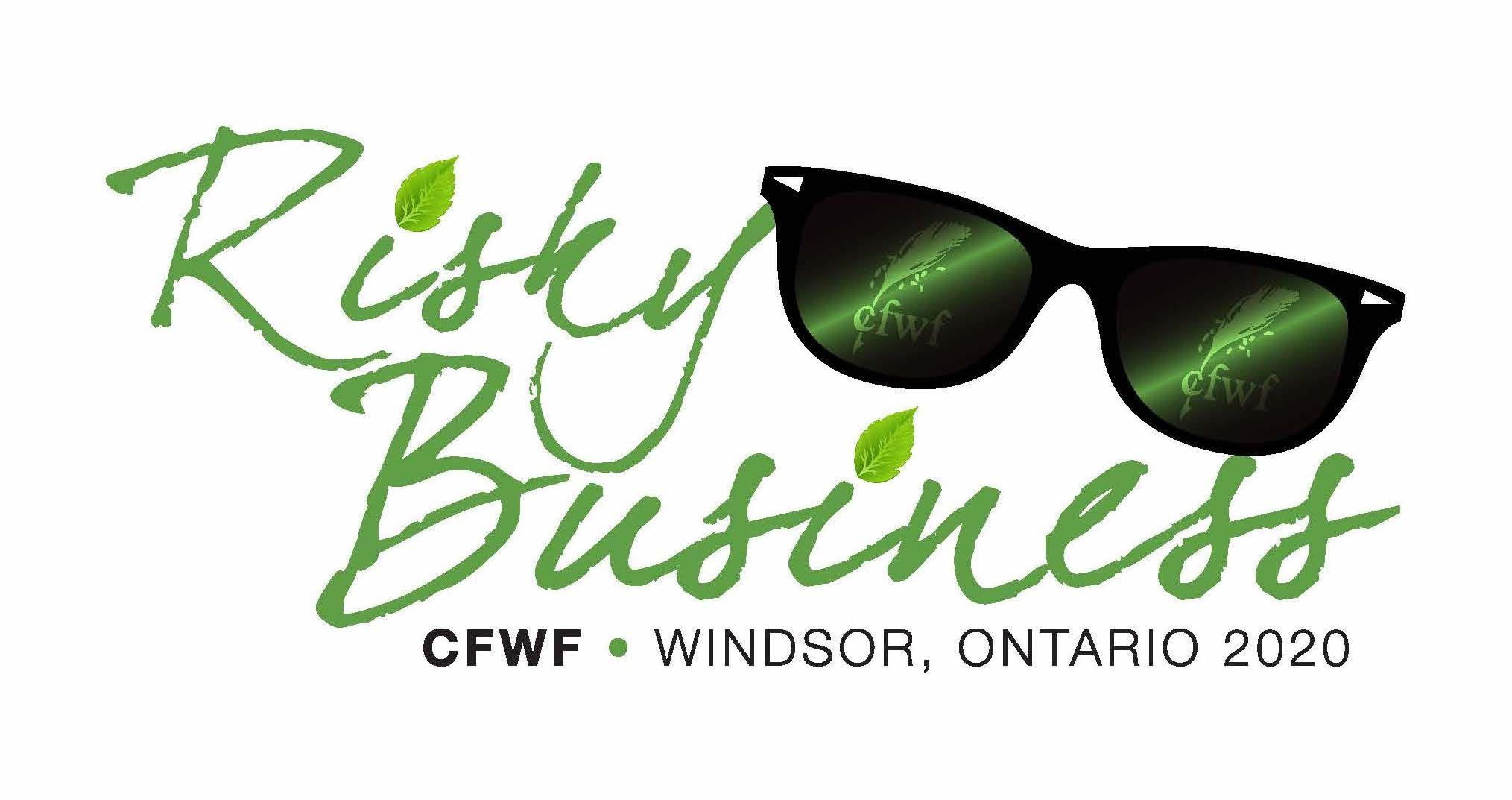 CFWF 2020 logo