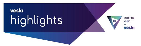 veski highlights - 10 inspiring years
