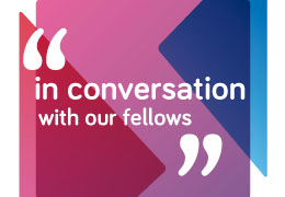 in conversation with our fellows
