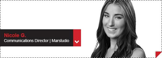 Matthew M. Marketing Director | Marstudio, Inc.