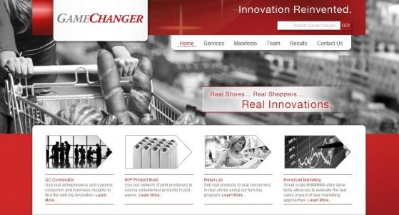 New GameChanger Website