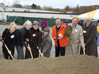 Waterstone at Wellesley- Groundbreaking