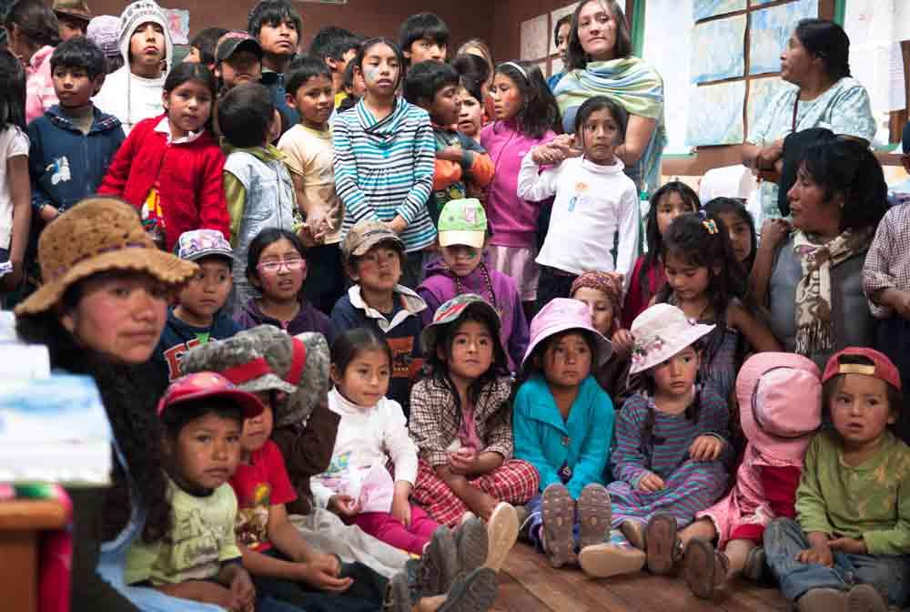 Kusi Kawsay Students