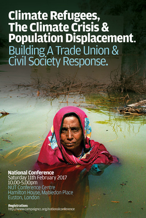 Climate Refugees, the Climate Crisis and Population Displacement