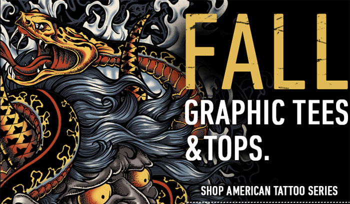 Affliction Artwork Affliction clothing : featured