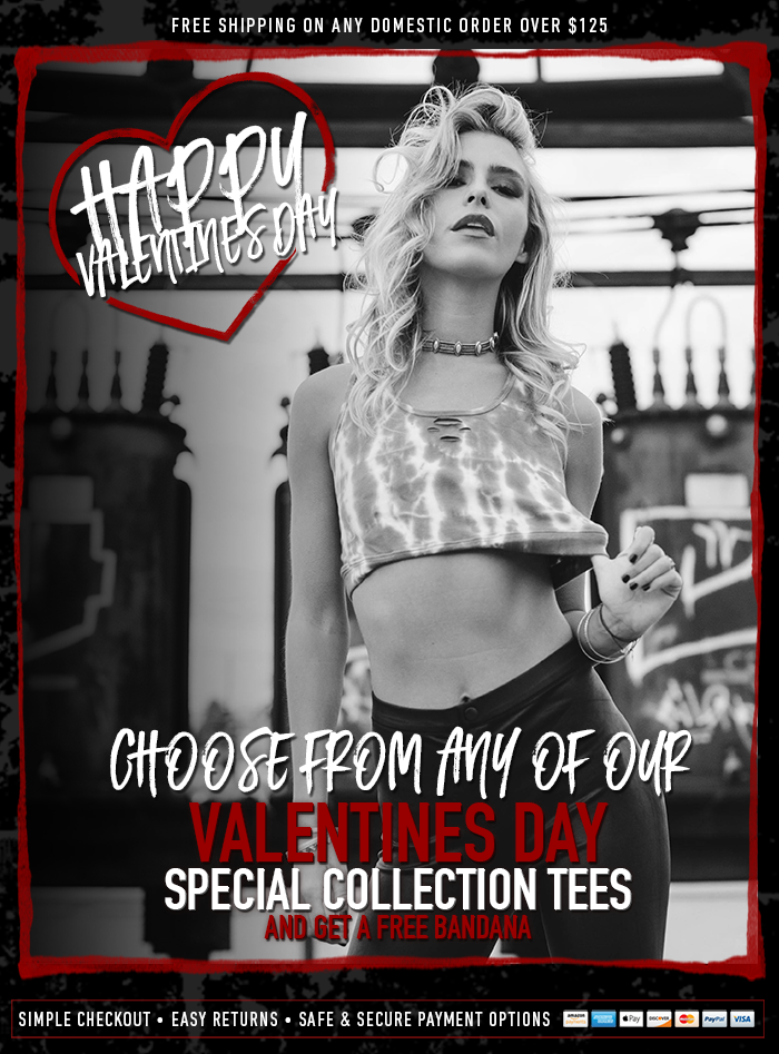 OFFICIAL AFFLICTION - VALENTINES DAY