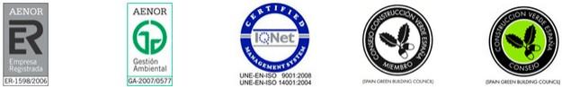 Certificaciones y Sellos
