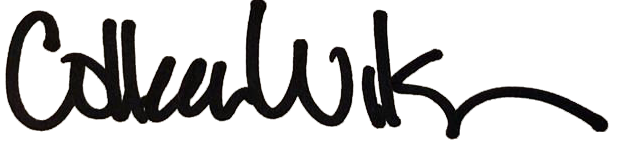 Colleen Wilson's Signature