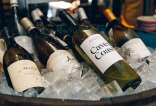 Wine Bar Wednesdays @ The Botanical