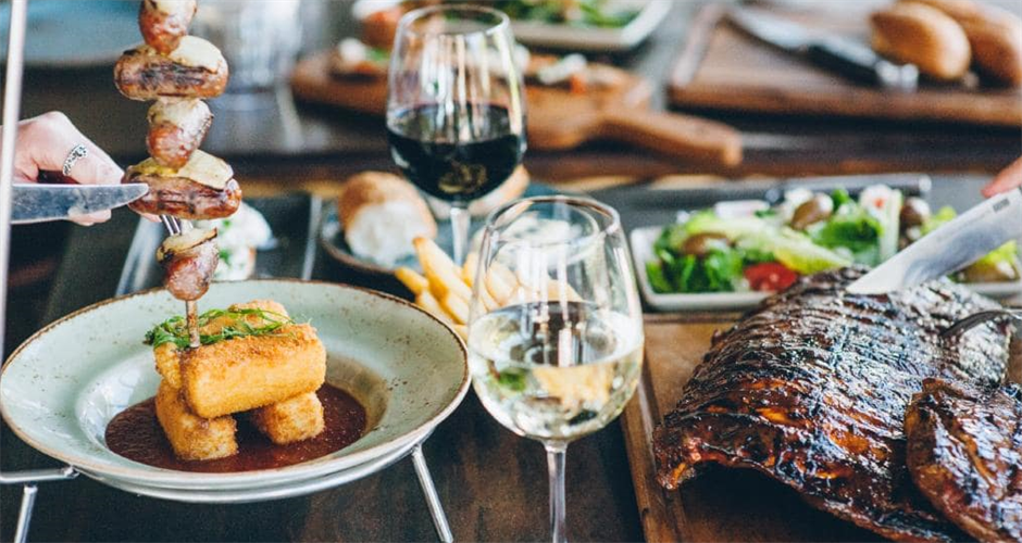 VIC Meat & Wine Co Southbank