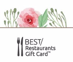 Best Gift Cards - Restaurants