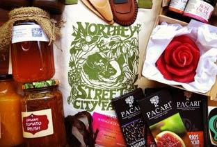 Northey Street City Farm Organic Markets