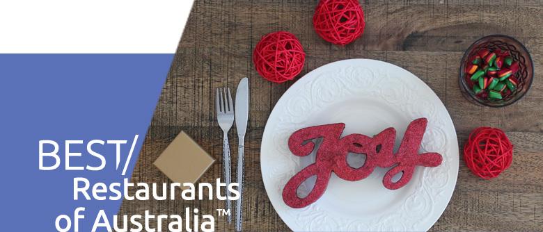 Best Restaurants of Australia - Christmas