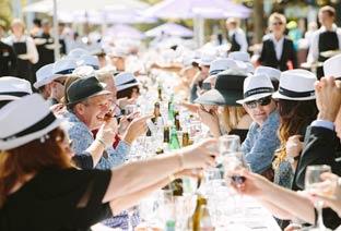 Melbourne Food & Wine Festival - Restaurant Express