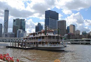Kookaburra Showboat Cruises, Brisbane, QLD