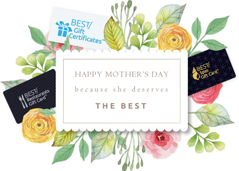 Happy Mother's Day - because she deserves the Best