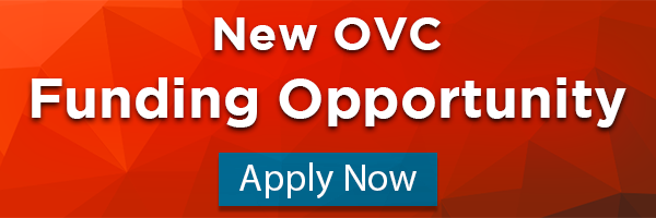 OVC Funding Announcement Image