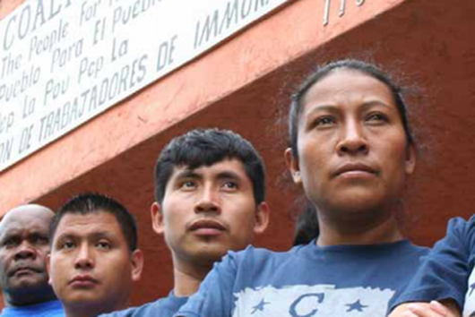 Photograph of workers used in 2015 TIP Report. Credit goes to Laura Emiko Soltis.