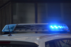 Image of siren on a police cruiser