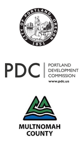 City of Portland, Portland Development Commission and Multnomah County
